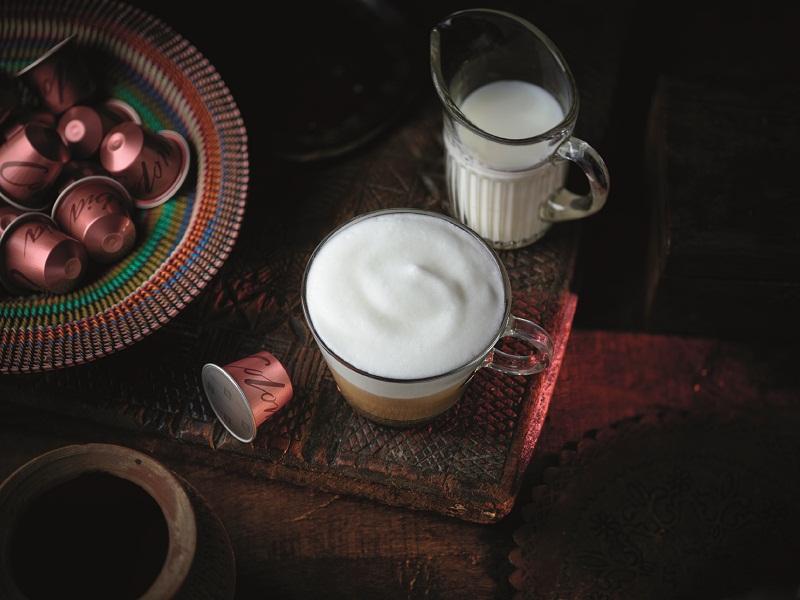 nespresso colombia capsule