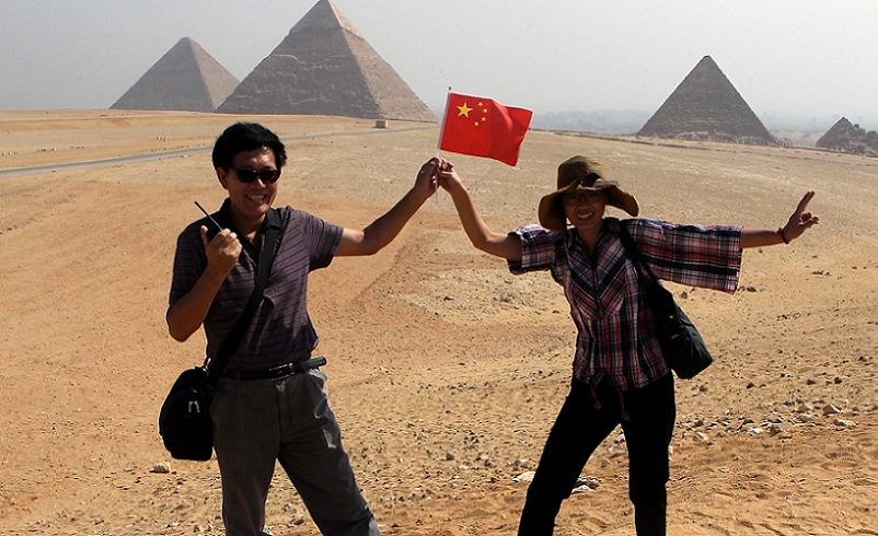 egypt china projects