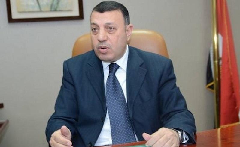 Minister of Finance Osama Tawakol