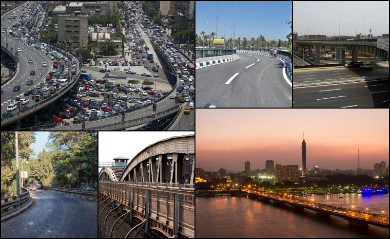 cairo bridges
