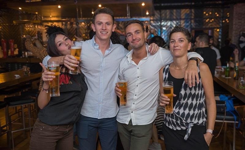 the tap bar cairo