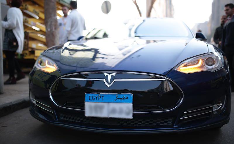 charging cars egypt