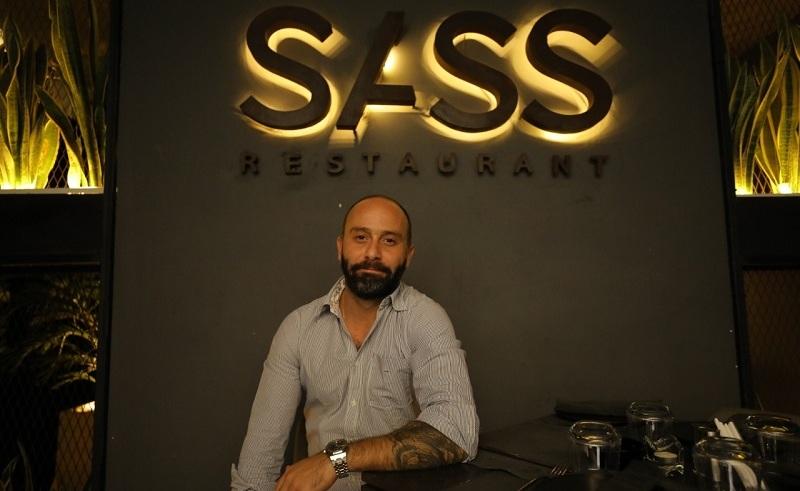 SASS Aly Hamada Zamalek Restaurant Bar