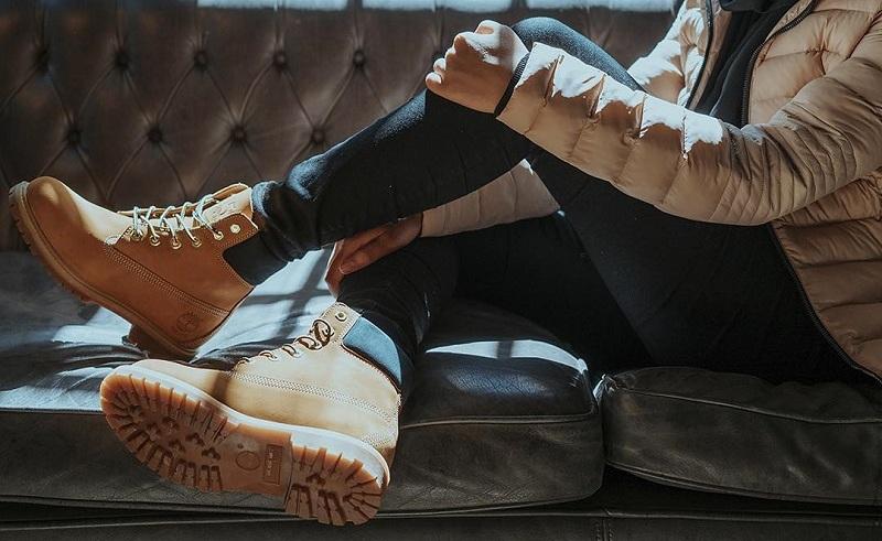 woman timberland boots