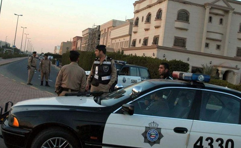 Egyptians arrested in kuwait