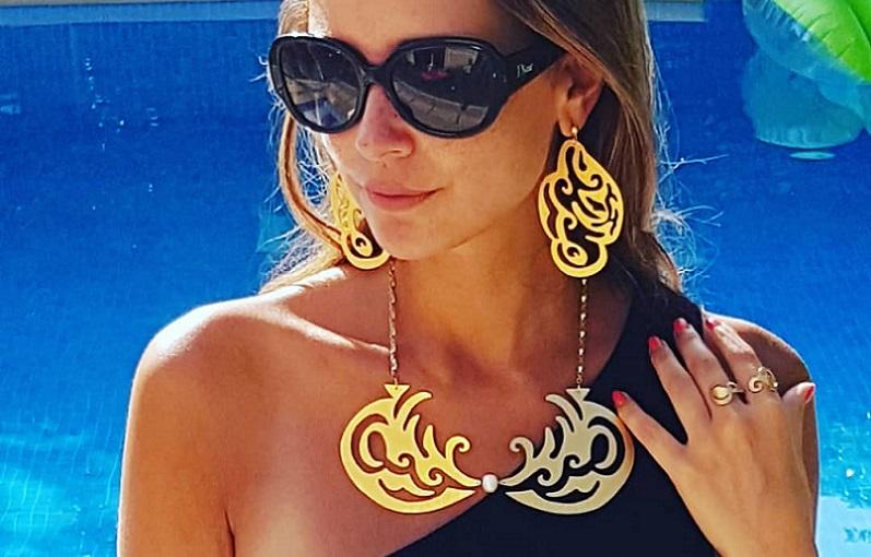 Amena Farahat Designs Jewellery Egypt
