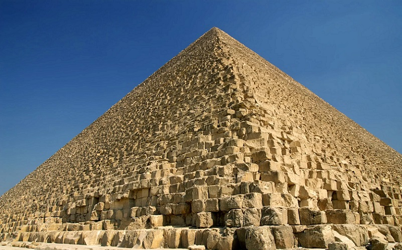 great pyramid of egypt giza
