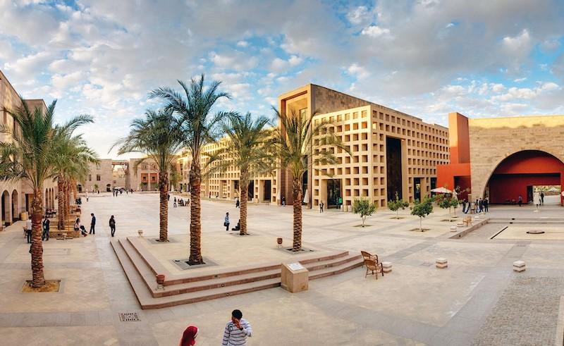 Amercian University in Cairo