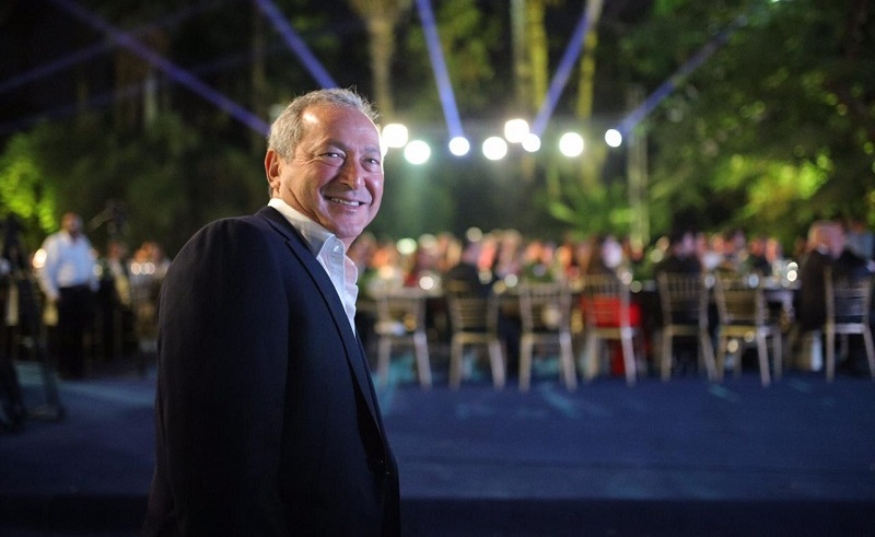 Sawiris scholarship