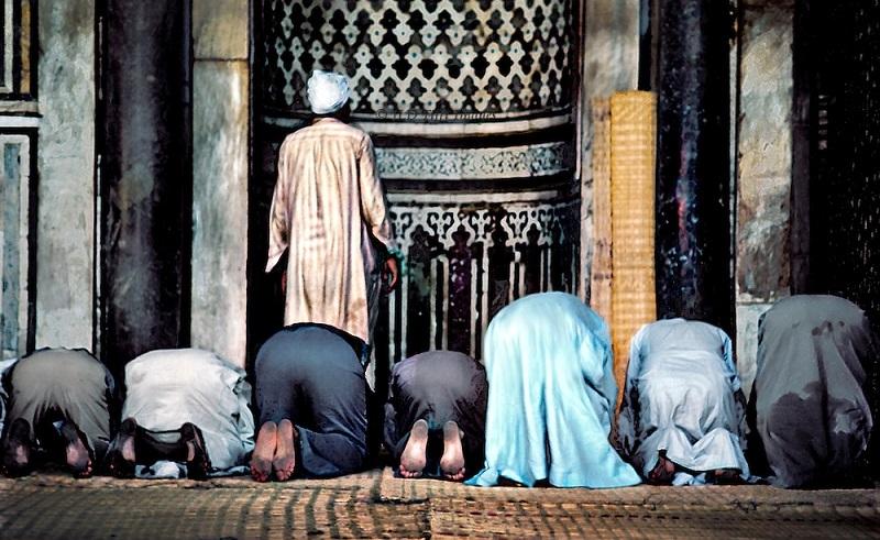 mosque prayer egypt
