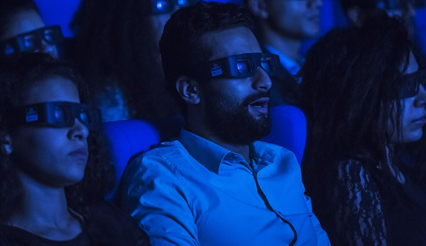 3d 4d cinemas egypt