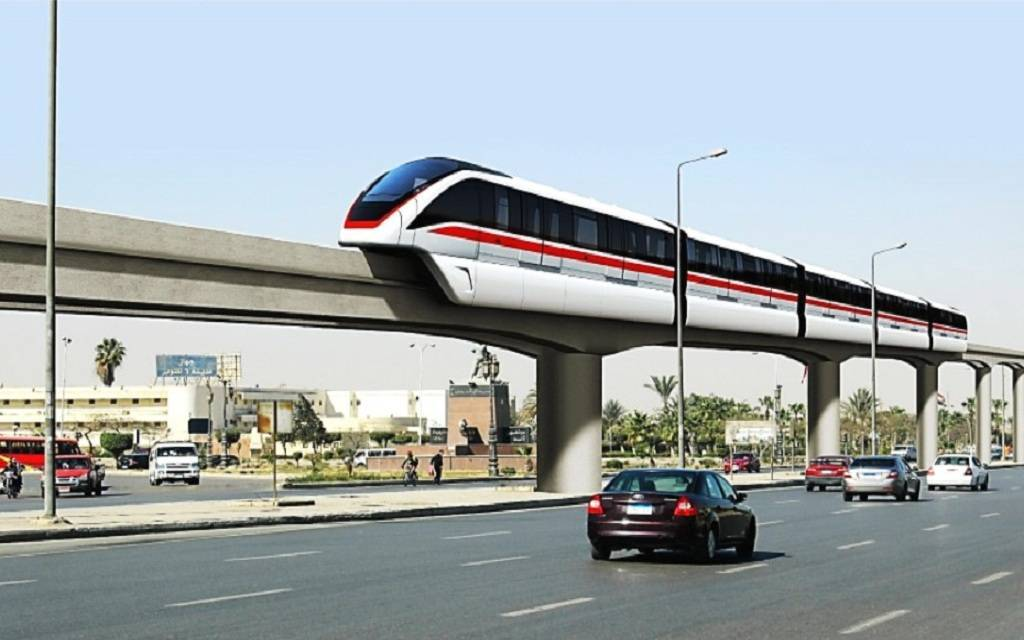Monorail 6th of October Sheikh Zayed