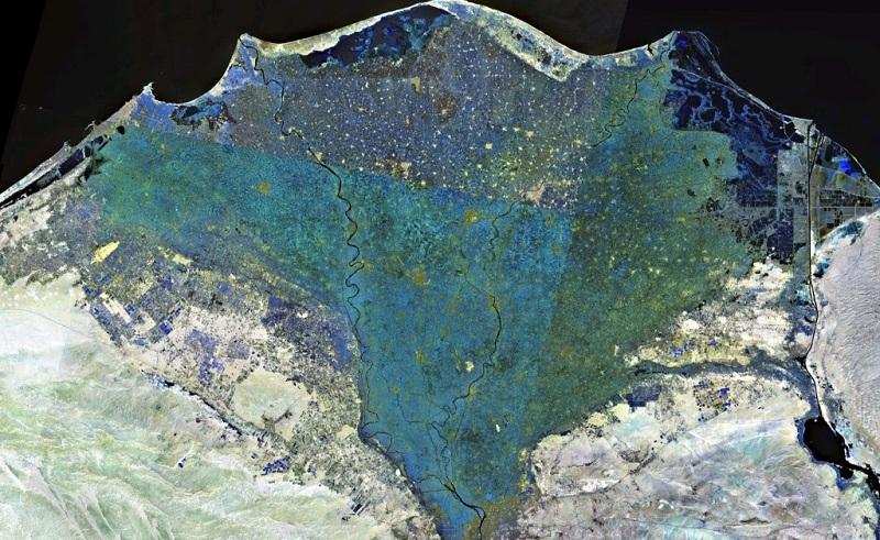 egyptian soil fertility