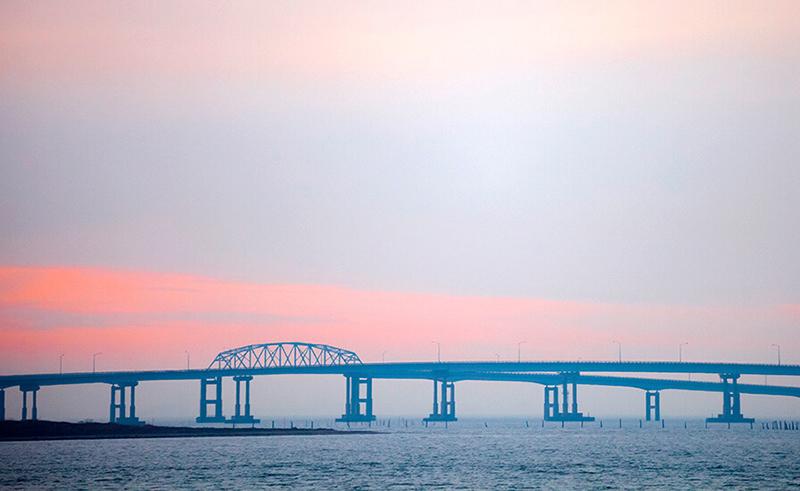 Bridge Linking Egypt and Saudi Arabia