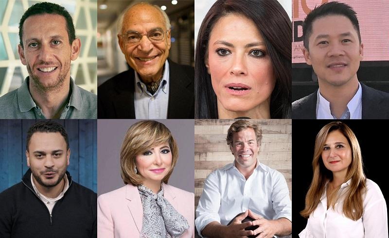 RiseUp 2018 Speakers