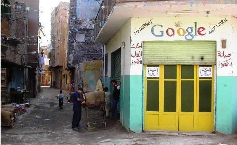Google Searches Egypt