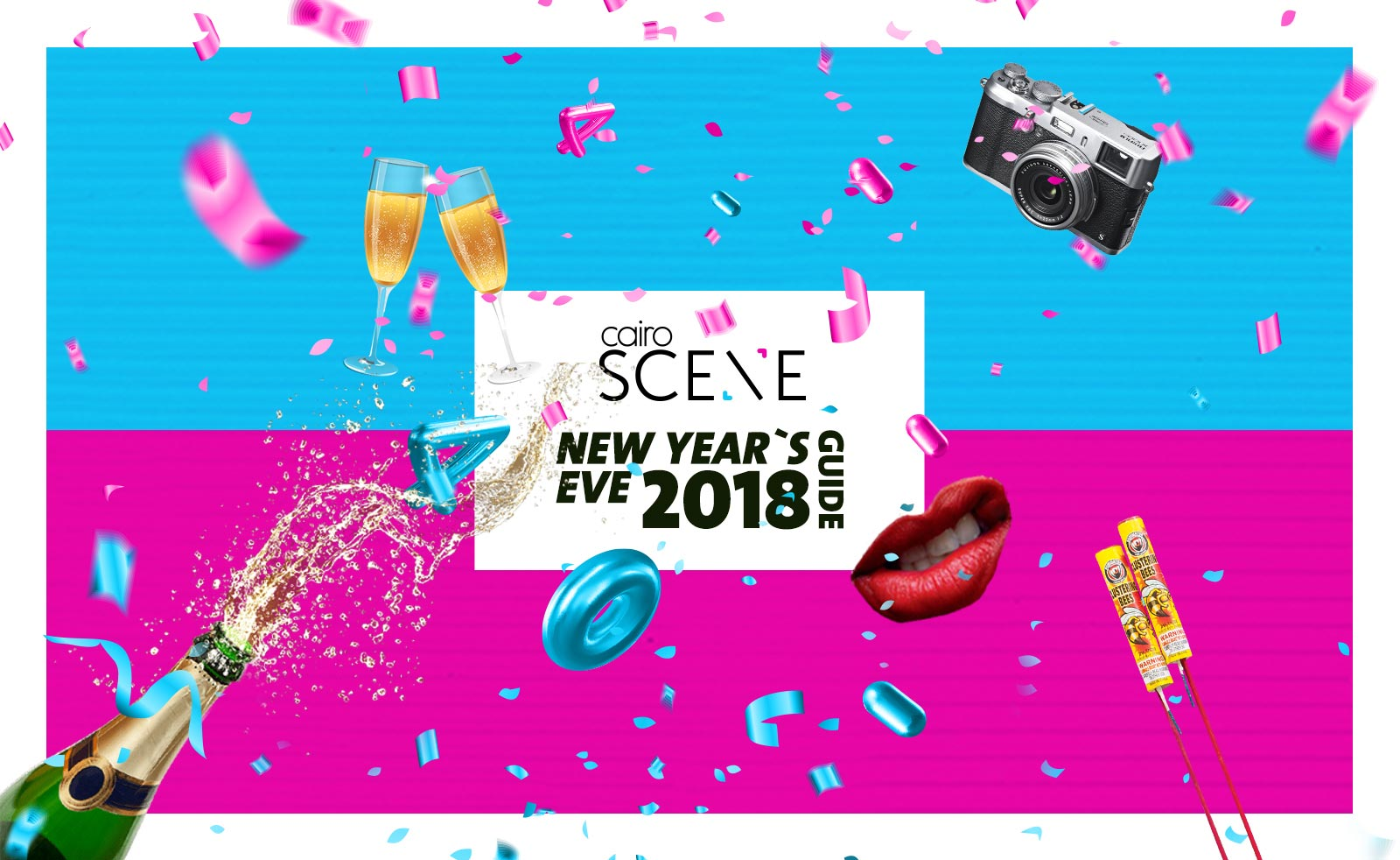 CairoScene New Year's Guide 2019
