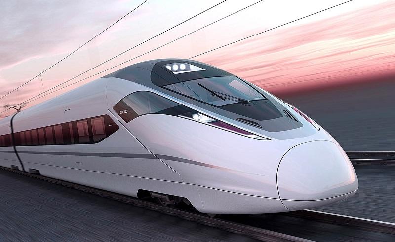 Electric Train Egypt