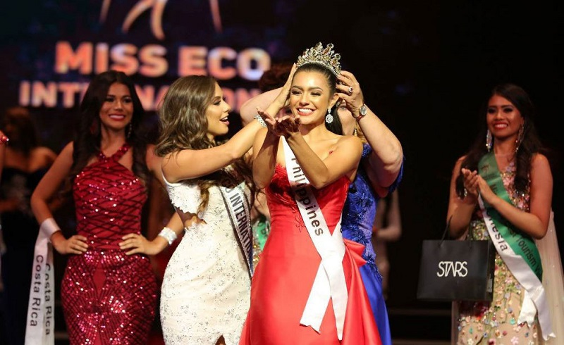Miss Eco International 2018