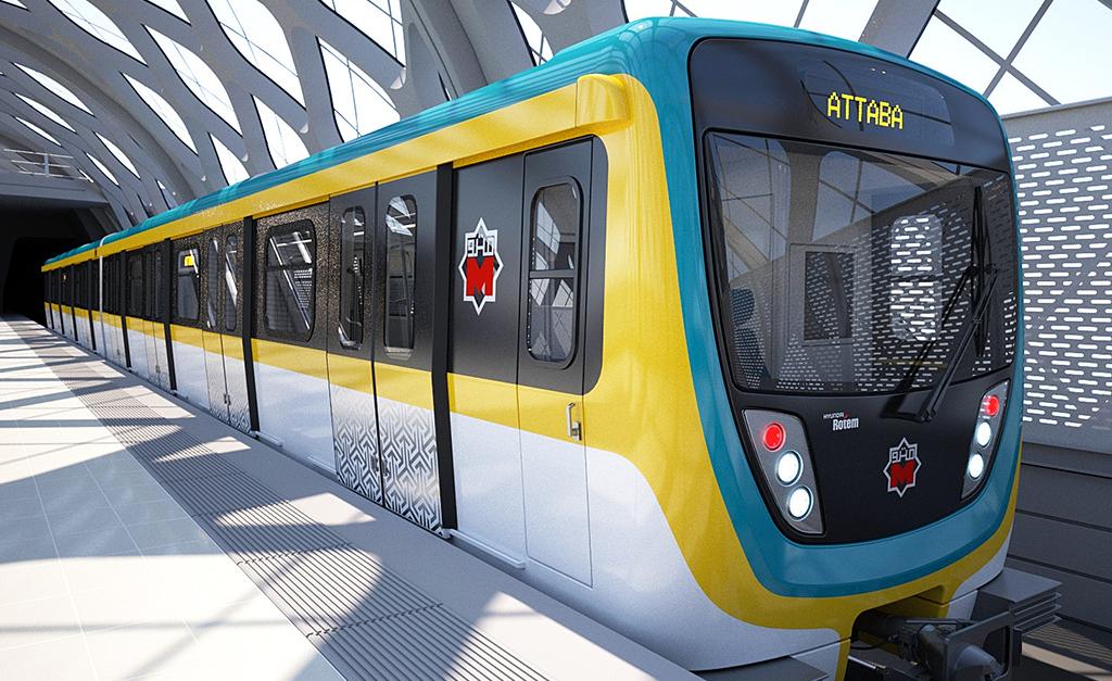 New Metro Line in Egypt