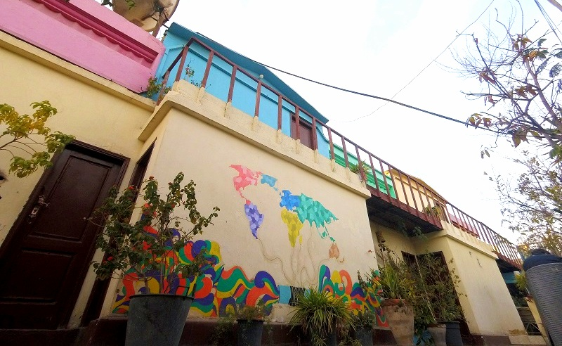 Dahab Hostel in Downtown Cairo