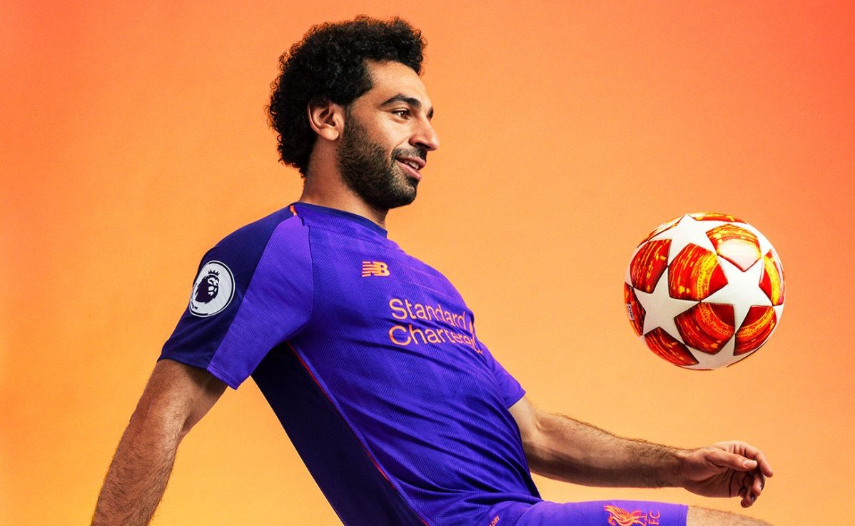 Mohamed Salah Named One of Time Magazine's Most Influential People 2019