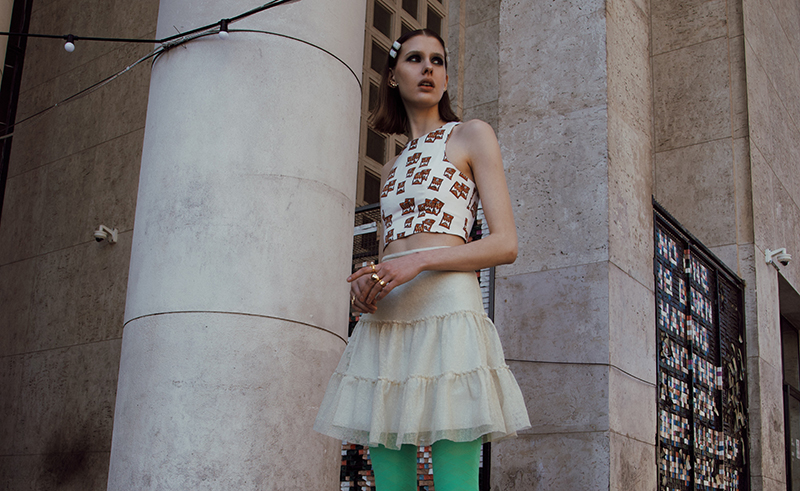 This Fashion House Is Elevating The Skirt Game To The Next Level