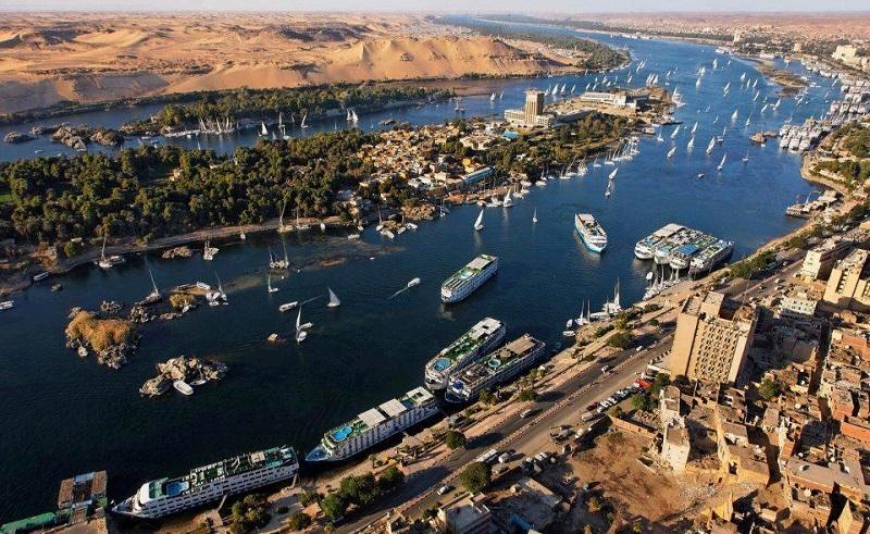 Project development in New Aswan City