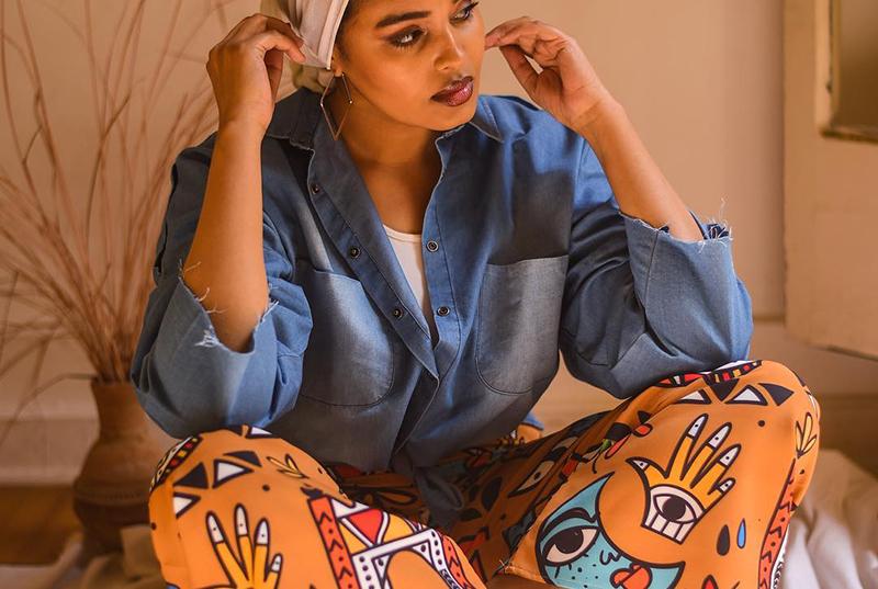 Wearable artwork fashion store Ganubi