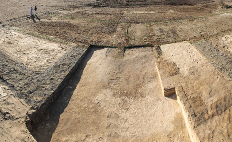 3300 Year-Old Ancient Egyptian Military Castle Uncovered In Sinai