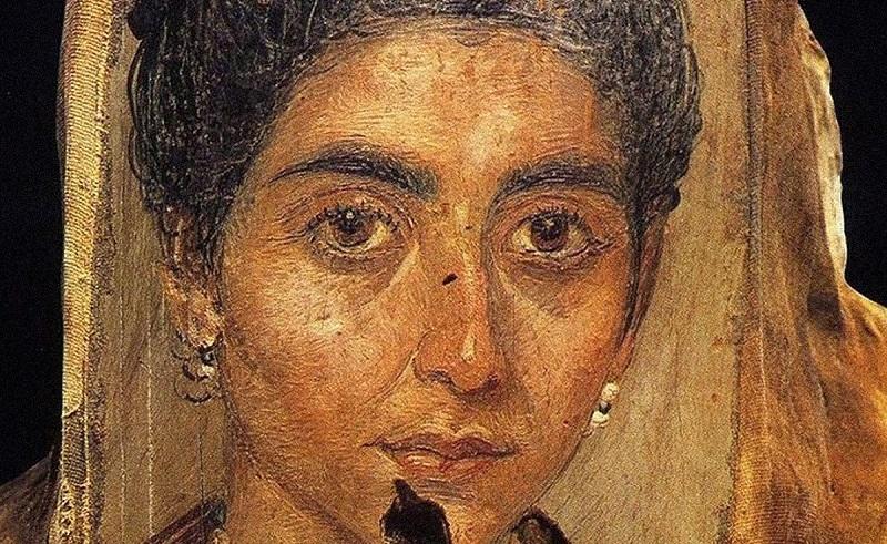 Mummy Portraits Fayoum
