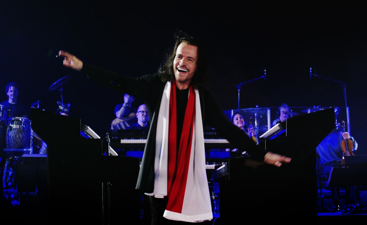Internationally Renowned Greek Musician, Yanni, Set to Perform in Egypt on July 26th