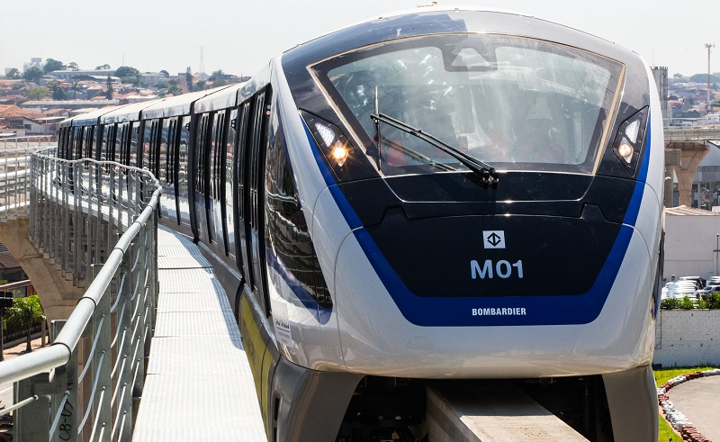 Bombardier Inc. Monorail Cairo