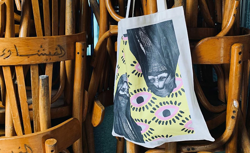 These Cute Totebags Are on a Mission to Save the Planet