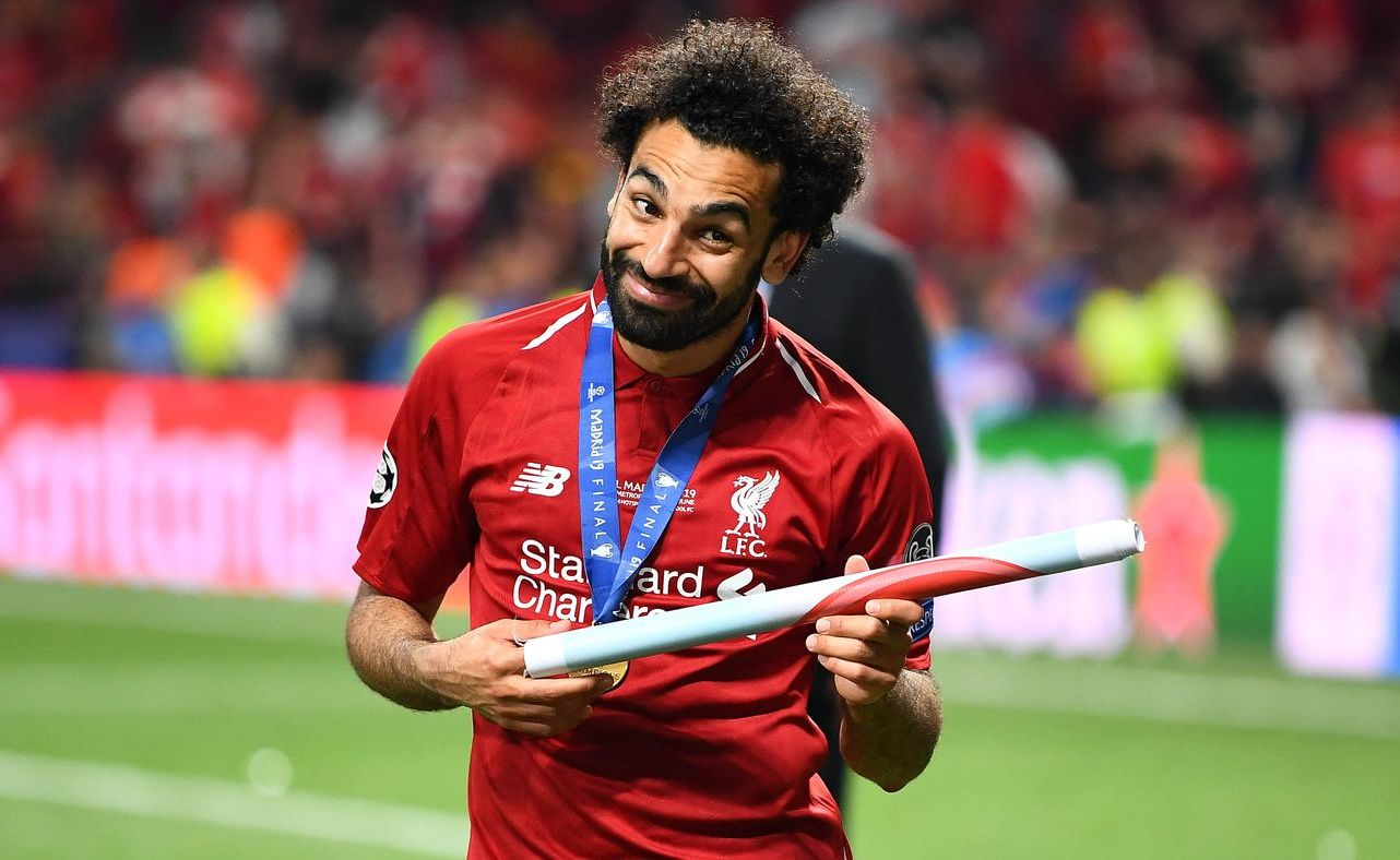 Mo Salah Included in Forbes' 100 Highest-Paid Athletes in the World
