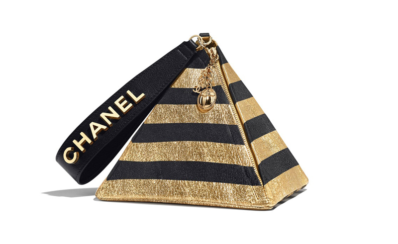 Chanel releases clunky fashion line inspired by ancient Egypt