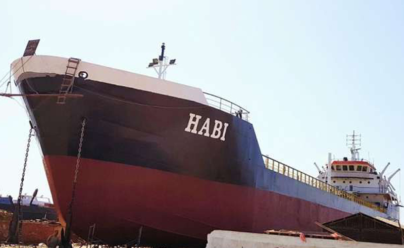 Egypt Builds Massive Oil Tanker with 3,5000 Tonne Capacity