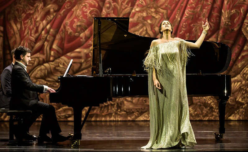 Farah El-Dibany Becomes First Egyptian and Arab Named 'Best Young Opera Singer' by Opéra National de Paris
