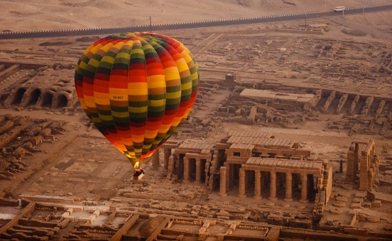 Egypt Included in Airbnb's 'Around the World in 80 Days' Adventure Holiday
