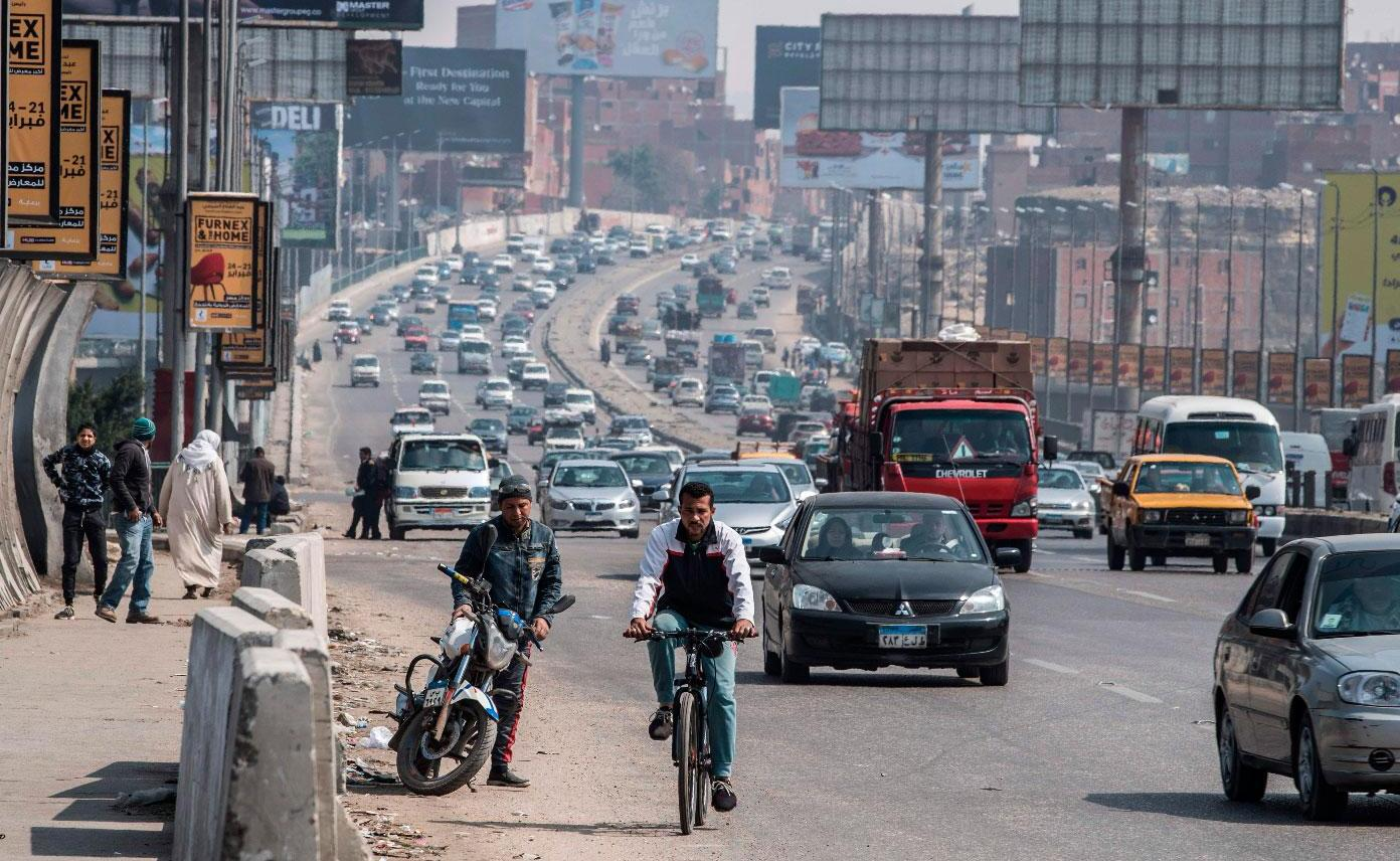 Egypt Announce Plans for Dedicated Electric Bus Lane on Ring Road to Reduce Traffic