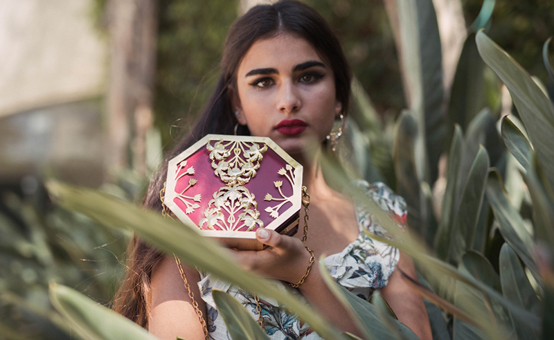 Mirna Nakhla's SS19 Collection La Dolce Vita Embodies Hollywood's Golden Age