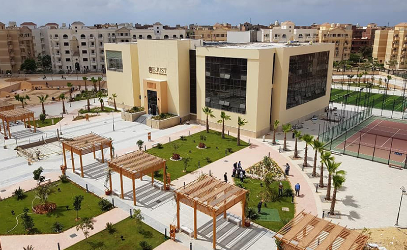 Egyptian-Japanese University E-JUST Headquarters to Inaugurate This September