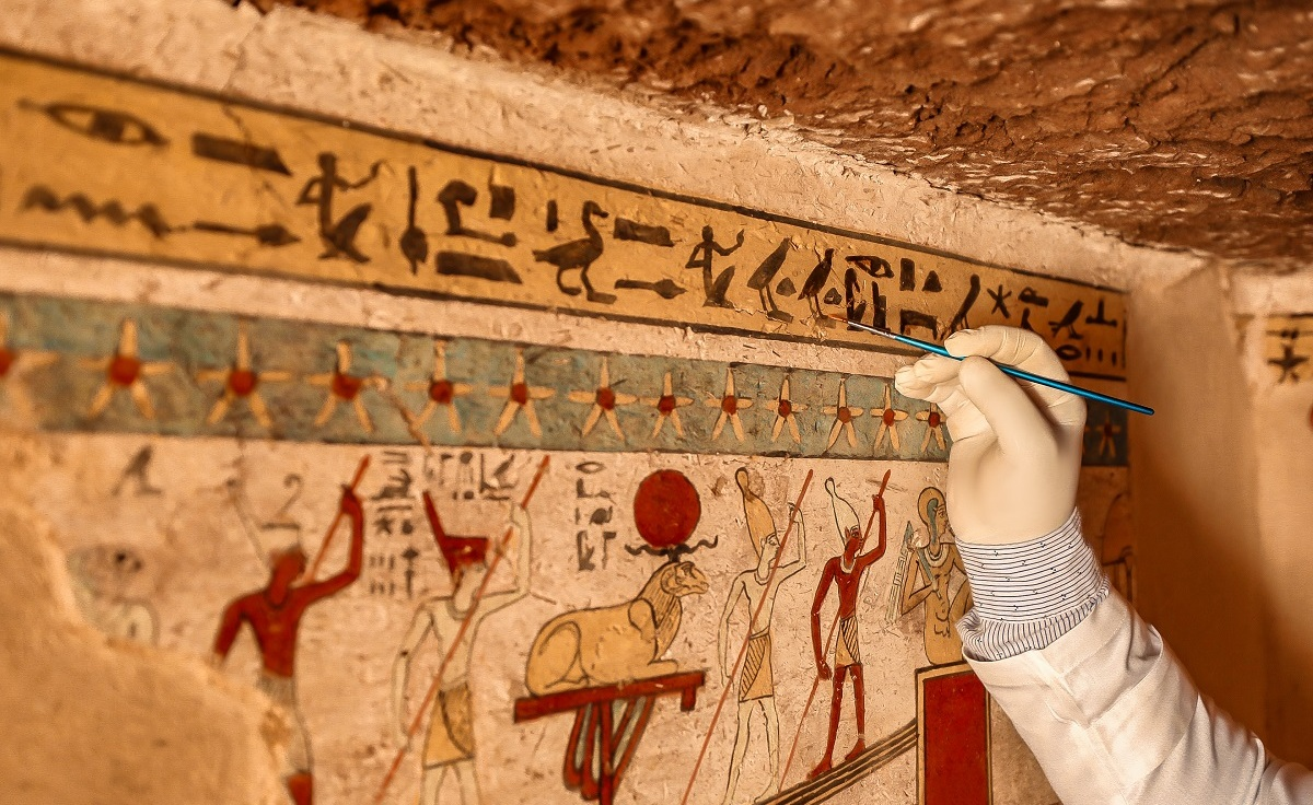 Egypt's Libraries to Launch New Program to Teach Children Hieroglyphics