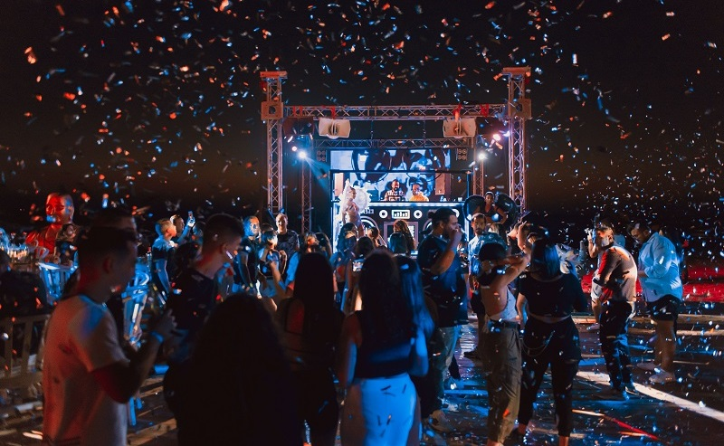 Anghami is Taking Over Sahel This Summer with a String of Events