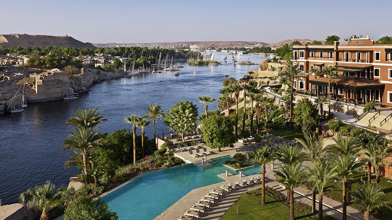 Three Egyptian Hotels Ranked Among Best in the World by Influential Travel + Leisure Magazine
