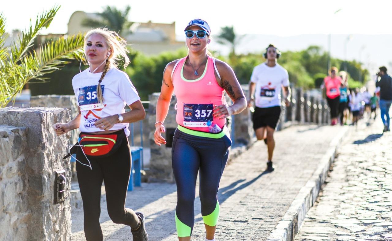 Registration is Now Open for the 2019 El Gouna Half Marathon