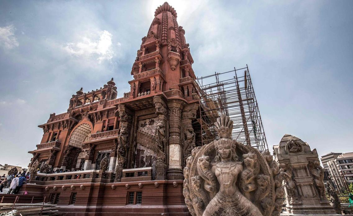 Egypt Signs EGP 16 Million Agreement with Belgium for Baron Palace Restoration Project