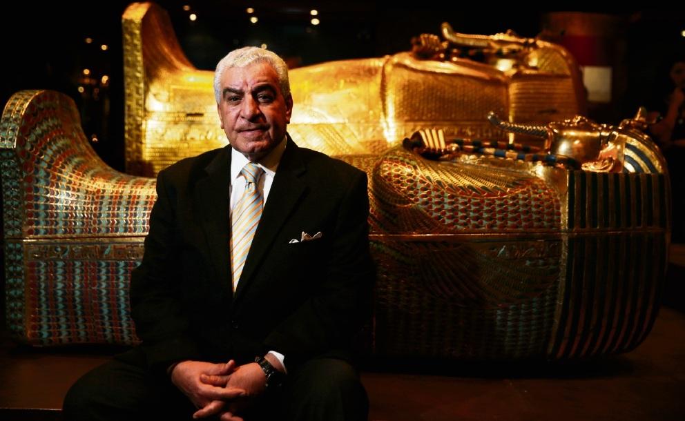 "Zahi Hawass: ""I Will Announce How Tutankhamun Died in 2020"""