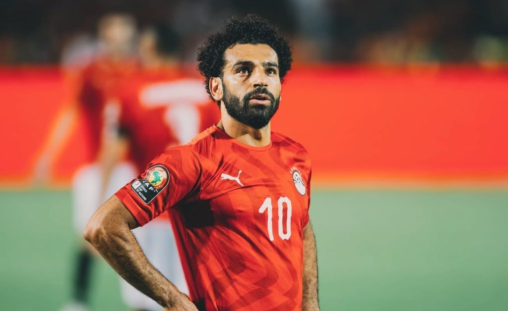 Mohamed Salah Appointed as New Captain of Egypt's National Football Team
