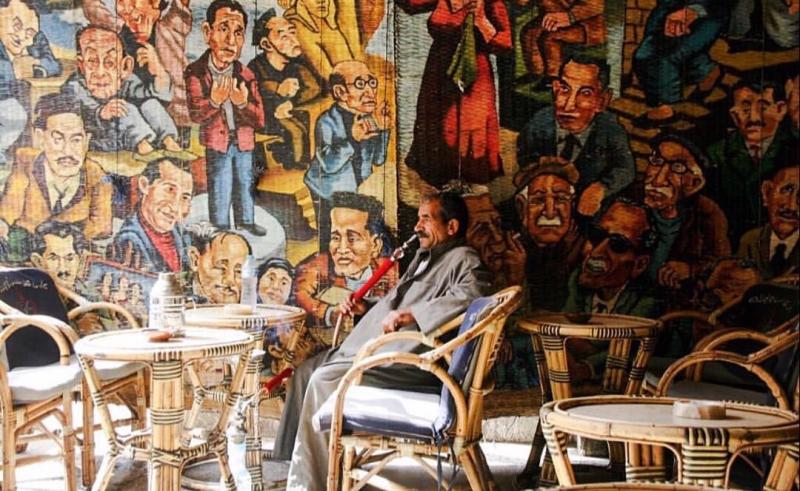 Cairo Saturday Walks Exhibition